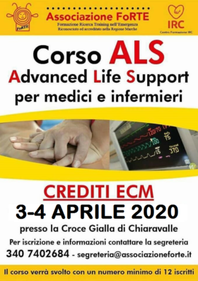 ALS 3-4 Aprile 2020