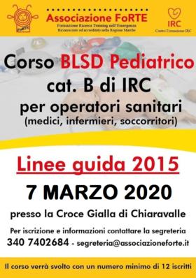 PBLSD 7 Marzo 2020